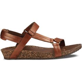 Teva W's Ysidro Universal Metallic Sandals Bronze